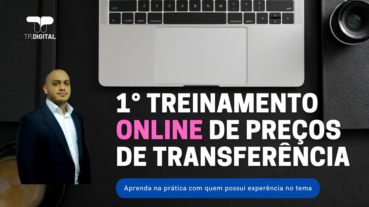Treinamento Online de Transfer Pricing